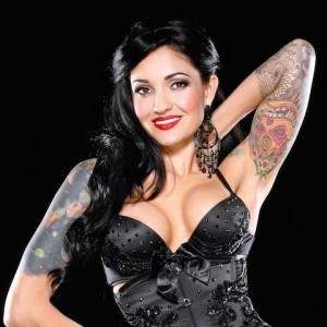 Miss Mena - Burlesque Entertainment in Charlotte, North Carolina