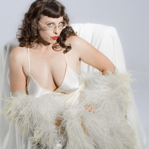 Miss Theresa - Burlesque Entertainment in Denver, Colorado
