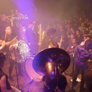 Mission Delirium - Brass Band / Brass Musician in San Francisco, California