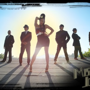 Missus Jones-A Tribute to Amy Winehouse - Tribute Band / Reggae Band in Los Angeles, California