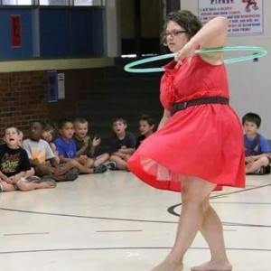 Missy Cooke - Lansing Hoops - Hoop Dancer / Children's Party Entertainment in Lansing, Michigan