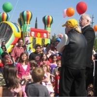 Mister Illusion - Children's Party Magician / Magician in Roseville, California