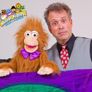 Mister Kipley Magic & Puppets - Children's Party Entertainment in Chicago, Illinois