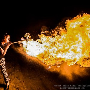 Mister Puff - Fire Performer in San Diego, California