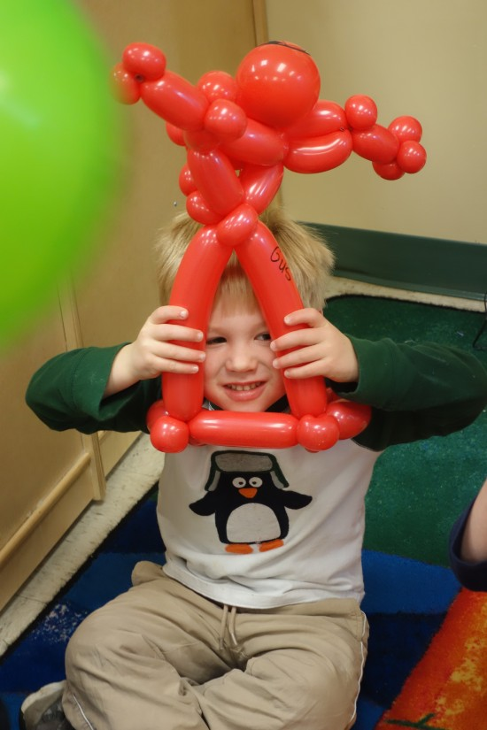 Hire Mister Twister Of Charlotte Balloons Balloon