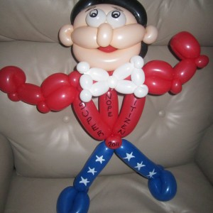Mister Twister - Balloon Twister / Children's Party Entertainment in Perris, California