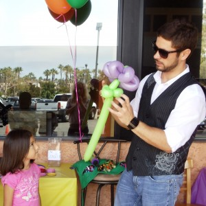 Mister Balloon Man - Balloon Twister in Irvine, California