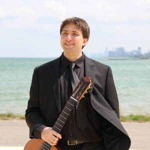 Mitchell Green Classical Guitarist - Classical Guitarist in Northbrook, Illinois