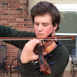 Mitchell Reilly - Violinist / Wedding Musicians in Overland Park, Kansas