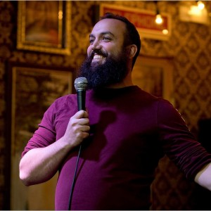 Andrew Cholfe - Stand-Up Comedian in Toronto, Ontario
