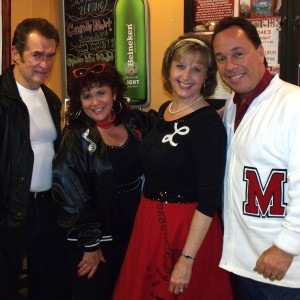 Mixed Company a-cappella Quartet - A Cappella Singing Group / Doo Wop Group in Edison, New Jersey