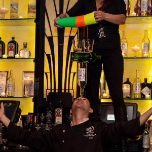 Mixology Flaired - Flair Bartender in Los Angeles, California