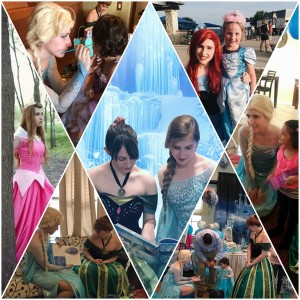 MJ's Perfect Princesses - Princess Party in Austin, Texas