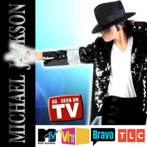 MJXpressions - Michael Jackson Impersonator / Singing Telegram in New York City, New York