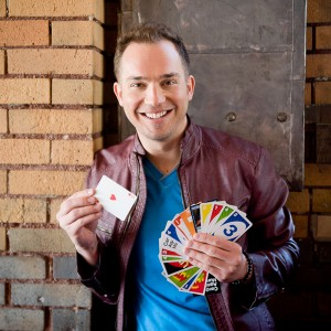 Michael Kent, Comedy & Magic - Comedy Magician in Columbus, Ohio