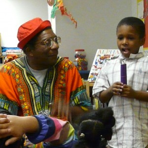 Mlanjeni Magical Theater - Storyteller in Philadelphia, Pennsylvania