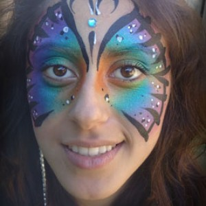 M&M Face Painting - Face Painter / Children's Party Entertainment in Santa Ana, California