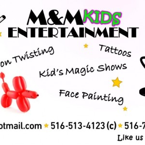 M&M kids Entertainment - Children's Party Magician in Levittown, New York