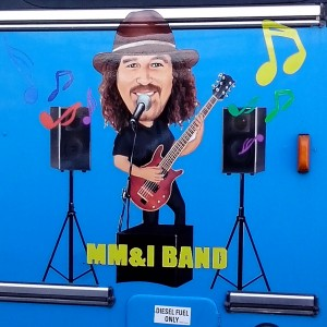 MM&I Band (Dave Spencer) - One Man Band in Titusville, Florida