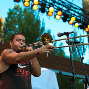 Mo Robbins - Trombone Player / Brass Musician in Las Vegas, Nevada
