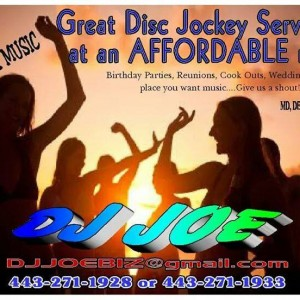 Mobile Entertainment - DJ / College Entertainment in Salisbury, Maryland
