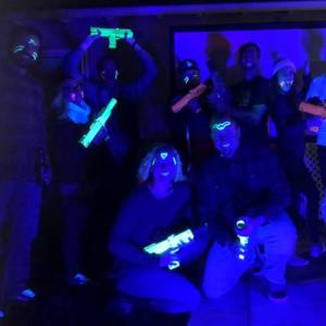 Mobile LaserTag/Nerf Gun/Photobooth's - Mobile Game Activities in Orange County, California