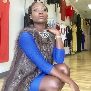 Model- Essence Perry - Actress in University Heights, Ohio