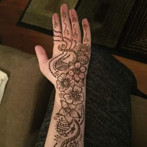 Modern Henna by Melissa - Henna Tattoo Artist / Party Decor in Las Vegas, Nevada