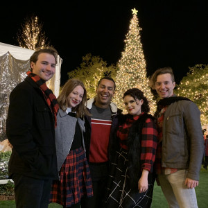 Jingle 5 - Modern Holiday Pop A Cappella Group