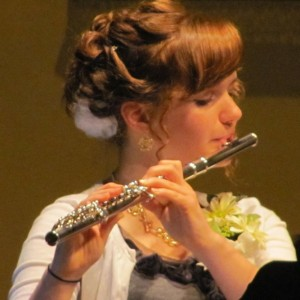 Modern Improvisation Meets Classical - Flute Player in Muskegon, Michigan
