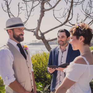 Modern Inclusive Weddings (+classic car) - Wedding Officiant in Irvine, California