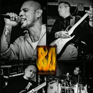Mojave Sol - Rock Band in Lubbock, Texas