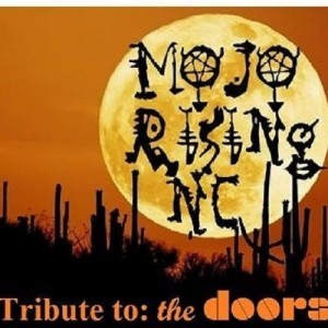 Mojo Rising - Doors Tribute Band in Raleigh, North Carolina
