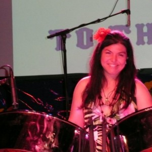 Mollee Craven Steel Pans - Steel Drum Band in San Angelo, Texas