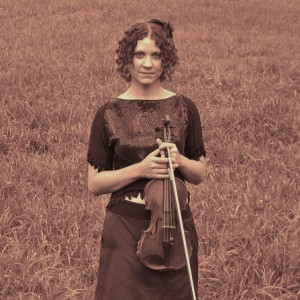 Molly Barrett - Violinist in Morganton, North Carolina