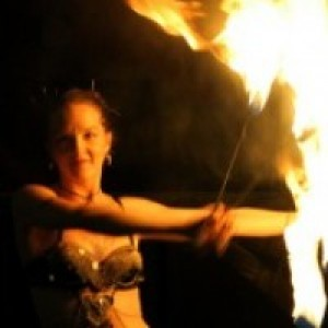 Molly Wyldfyre - Fire Dancer in Indianapolis, Indiana