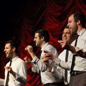 Momma's Boys Quartet - Barbershop Quartet / A Cappella Group in Seattle, Washington