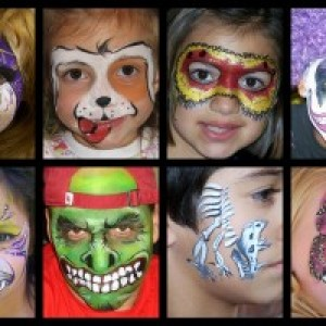 Mona Lisa Face Painting - Face Painter / Children's Party Entertainment in Oklahoma City, Oklahoma