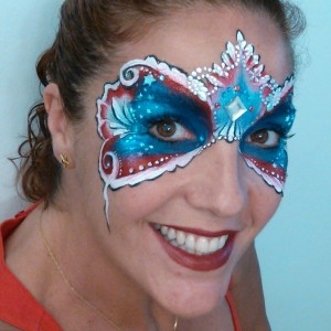 Monica Gomez - Face Painter in Miami, Florida