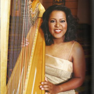 Monica Hargrave - Harpist in Atlanta, Georgia