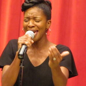Monica M. Grier - Praise & Worship Leader in Columbus, Georgia