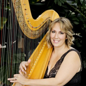 Monica Smith - Harpist - DJ / College Entertainment in Salt Lake City, Utah