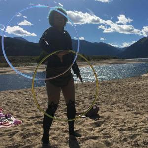 Monie's hoops - Hoop Dancer / Dancer in Atlanta, Georgia