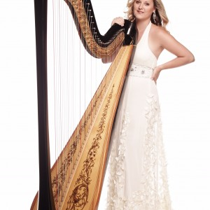 Monika Vasey, harpist - Harpist / Funeral Music in Arlington, Virginia
