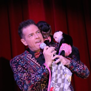 Ms. Monkey's Cabaret - Variety Show / Holiday Entertainment in Houston, Texas