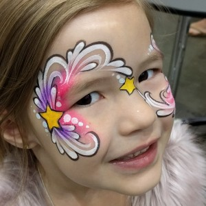 Monliet Face painters - Face Painter in Los Angeles, California