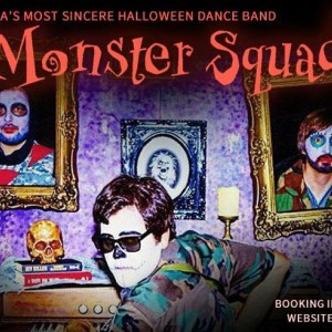 Monster Squad - Dance Band in Los Angeles, California