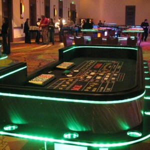 Monte Carlo Productions - Casino Party Rentals / Party Rentals in New Orleans, Louisiana
