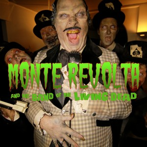 Monte Revolta-Zombie Halloween Band - Cover Band in Los Angeles, California