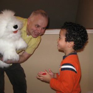 Monty the Magician - Children's Party Magician / Puppet Show in Houston, Texas